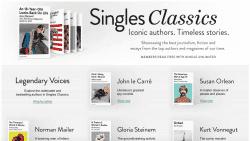 Amazon Announces Kindle Singles Classics Amazon Publishing