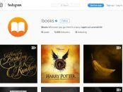 apple ibooks isntagram