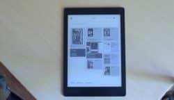 Kobo Aura One as a PDF eReader: No, Just No (video) e-Reading Hardware Kobo Reviews