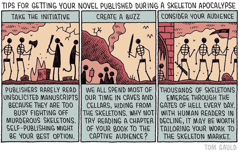 infographic-how-to-publish-your-novel-during-a-skeleton-apocalypse