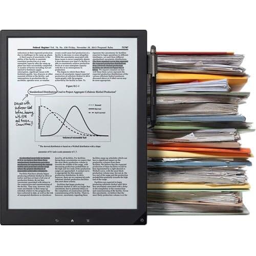 Sony DPT-S1 Back in Stock e-Reading Hardware