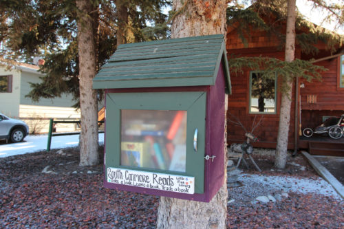The Tragedy of the Commons Has Now Come to Little Free Libraries Libraries