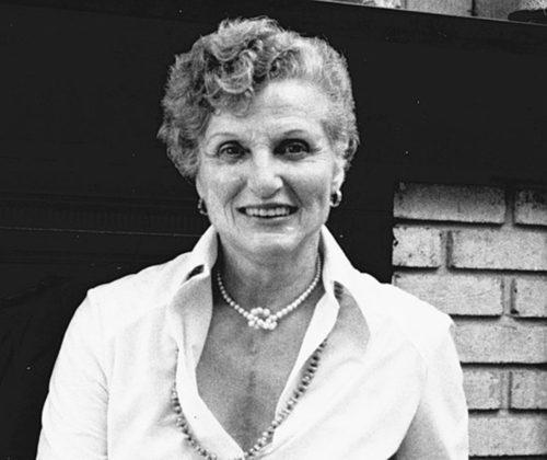 Alice Bradley Sheldon, who wrote under the pen name James Tiptree Jr.
