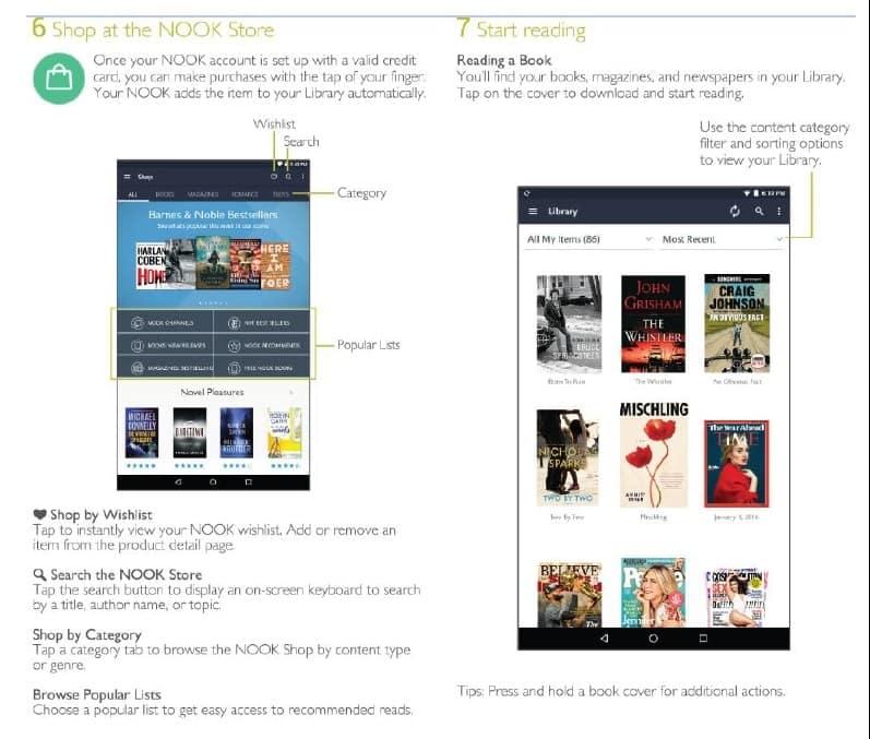 new barnes noble nook tablet leaked on fcc the digital reader rh the digital reader com samsung nook tablet manual nook tablet manual pdf