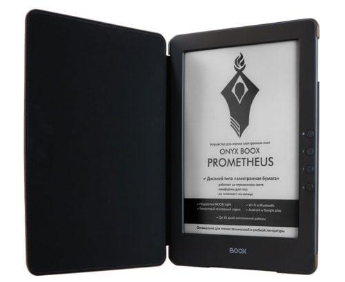 "Onyx Boox Prometheus - 9.7"" Pearl E-ink Screen, Frontlight, $384 e-Reading Hardware"