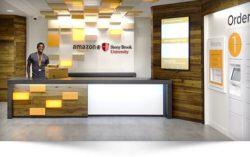 Amazon Opens Pickup Location at Stony Brook University Amazon Retail