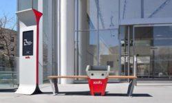 Soofa Deploys Solar-Powered E-ink Signs in Boston e-Reading Hardware
