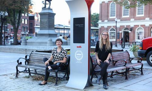 Soofa Deploys Solar Powered E Ink Signs In Boston E Reading Hardware