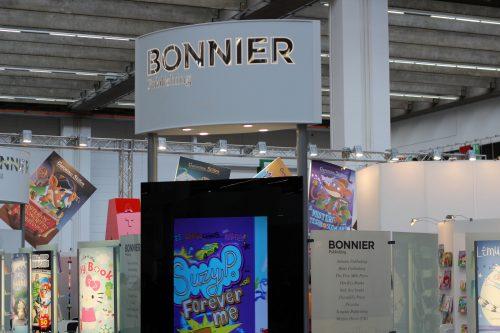 Bonnier Launches New Digital Imprint, Bookery Publishing