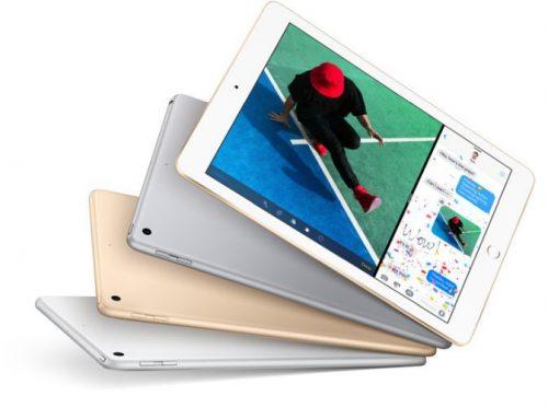 "Apple's New 9.7"" iPad Costs $329 e-Reading Hardware"