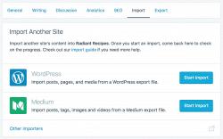 Automattic Launches Medium Importer for Wordpress.com Web Publishing