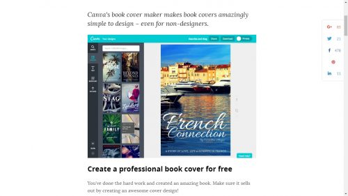 14 Sites for Making a Spectacular Book Cover Tips and Tricks