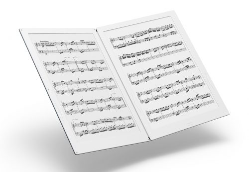 Gvido Dual-Screen Sheet Music Reader to Ship This Summer, Will Cost Twice the Price of an iPad Pro 12.9 e-Reading Hardware