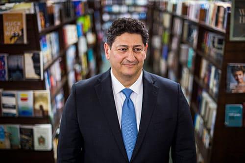 Barnes & Noble Just Sacked CEO Demos Parneros Barnes & Noble