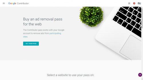 Google Contributor 2.0 is DOA Advertising Google