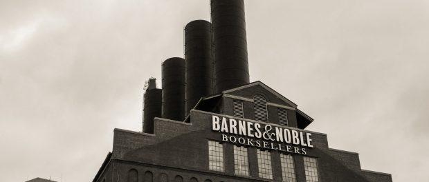 "About those ""B&N Selling Itself Rumors"" Barnes & Noble"
