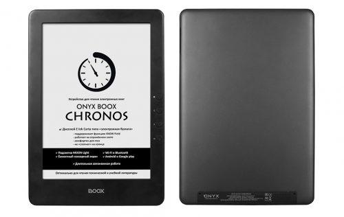 Onyx Boox Chronos Runs Android 4.2, Costs $346 e-Reading Hardware