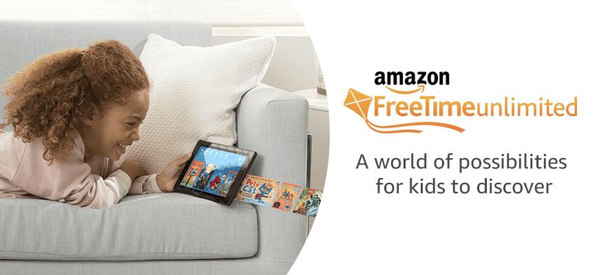 Amazon Free Time Unlimited Kündigen