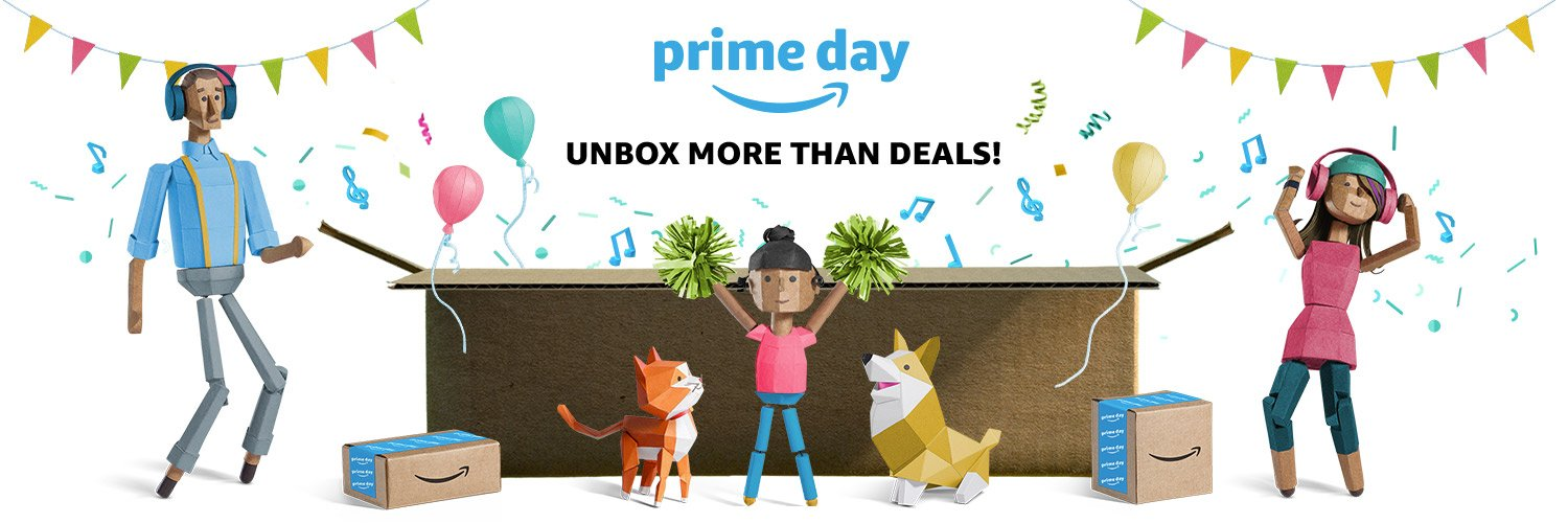 The Next Amazon Prime Day is on 16 July